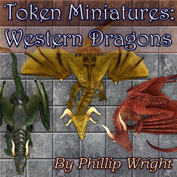 Roll20 Art Assets by Phillip Wright